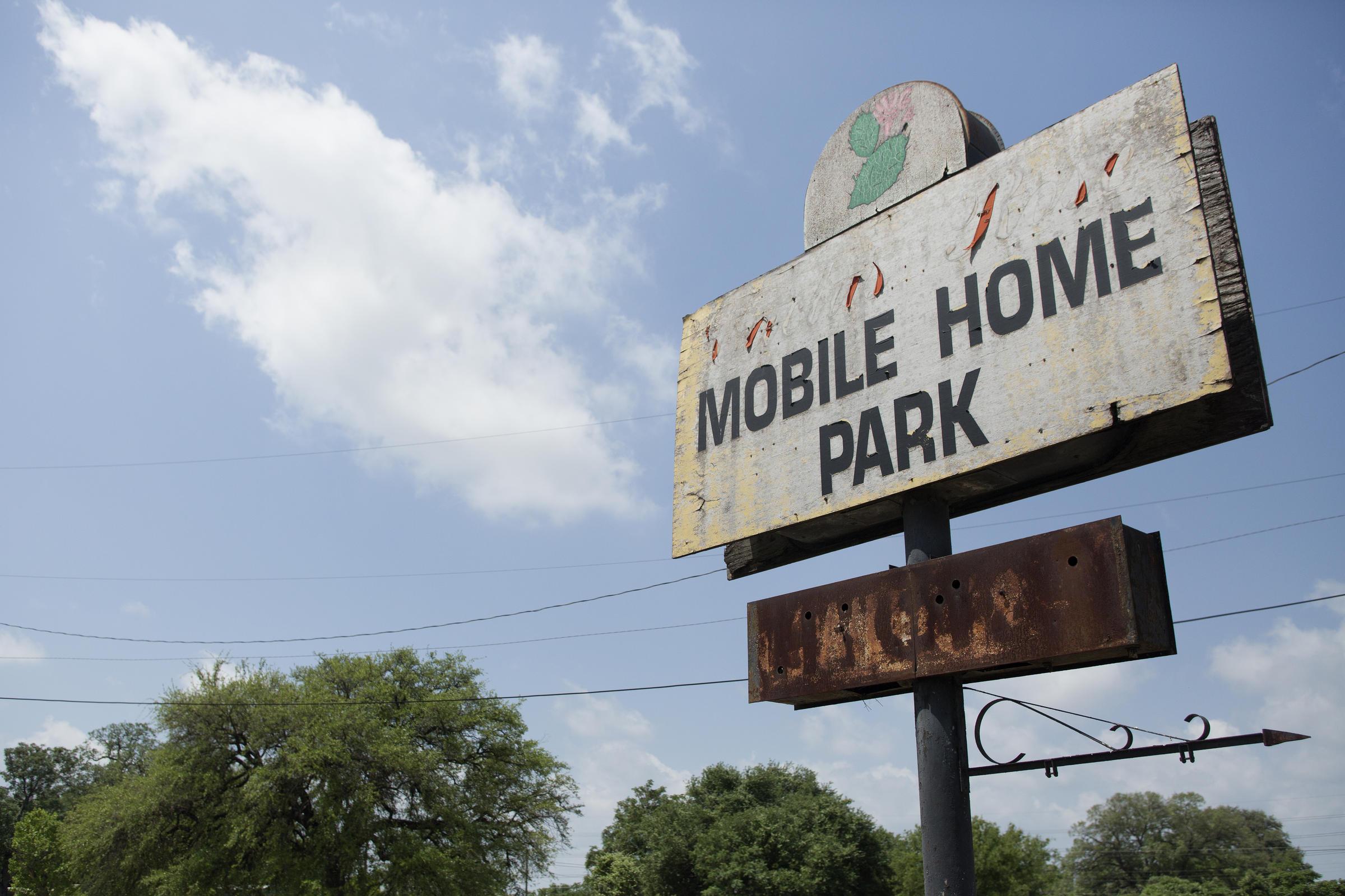 Council Approves Cactus Rose Mobile Home Park Rezoning KUT - Mobile home park