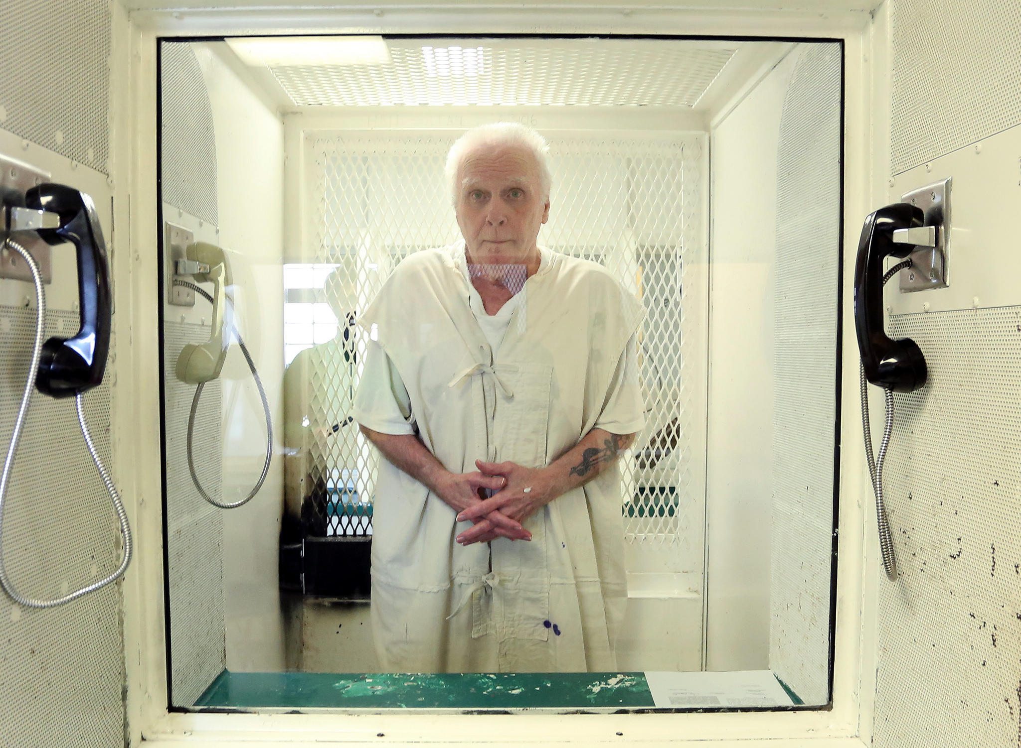 for elderly inmates there s more than one way to die on death row kut