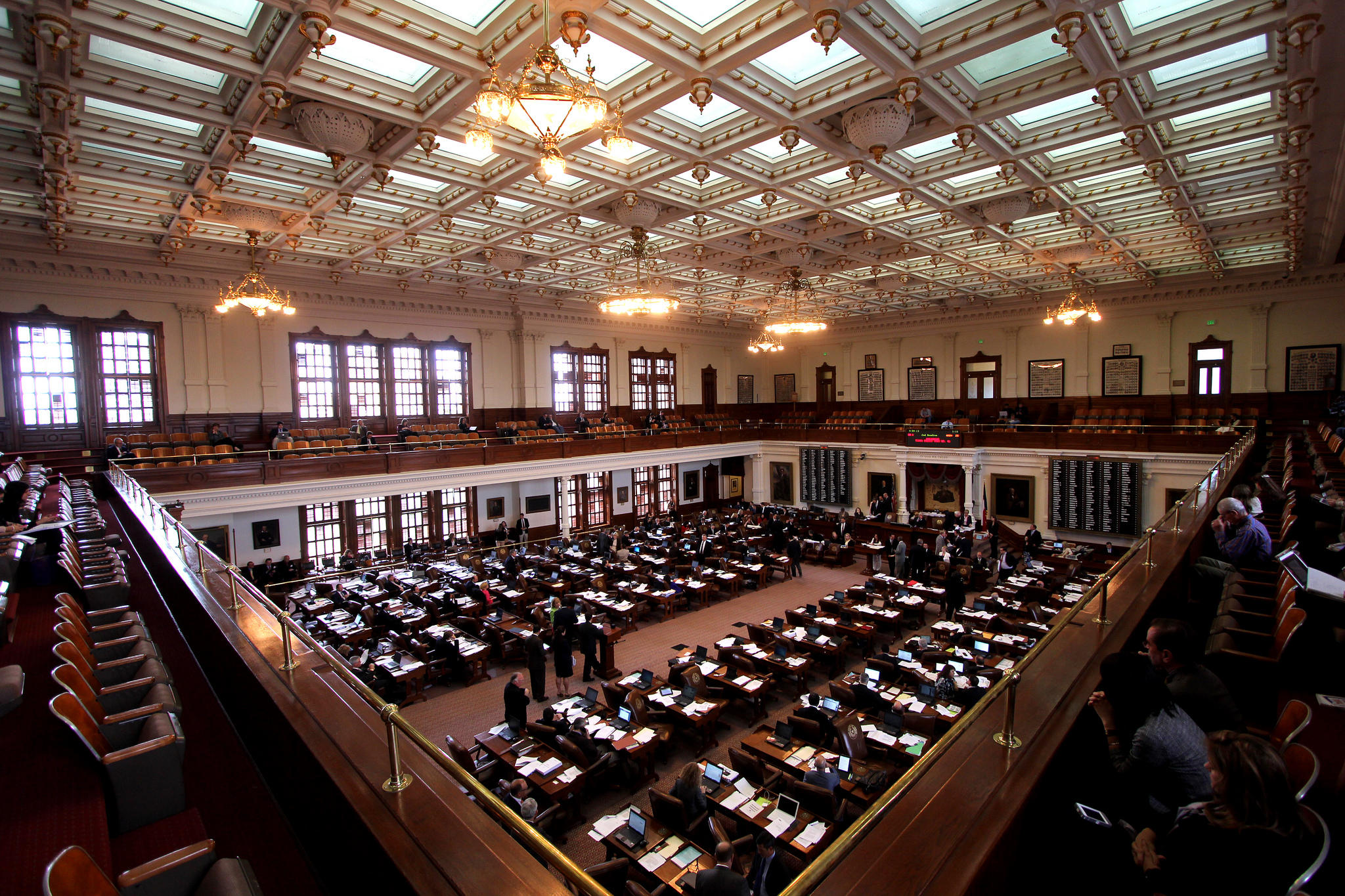 two lawmakers two different takes on the texas budget as 85th