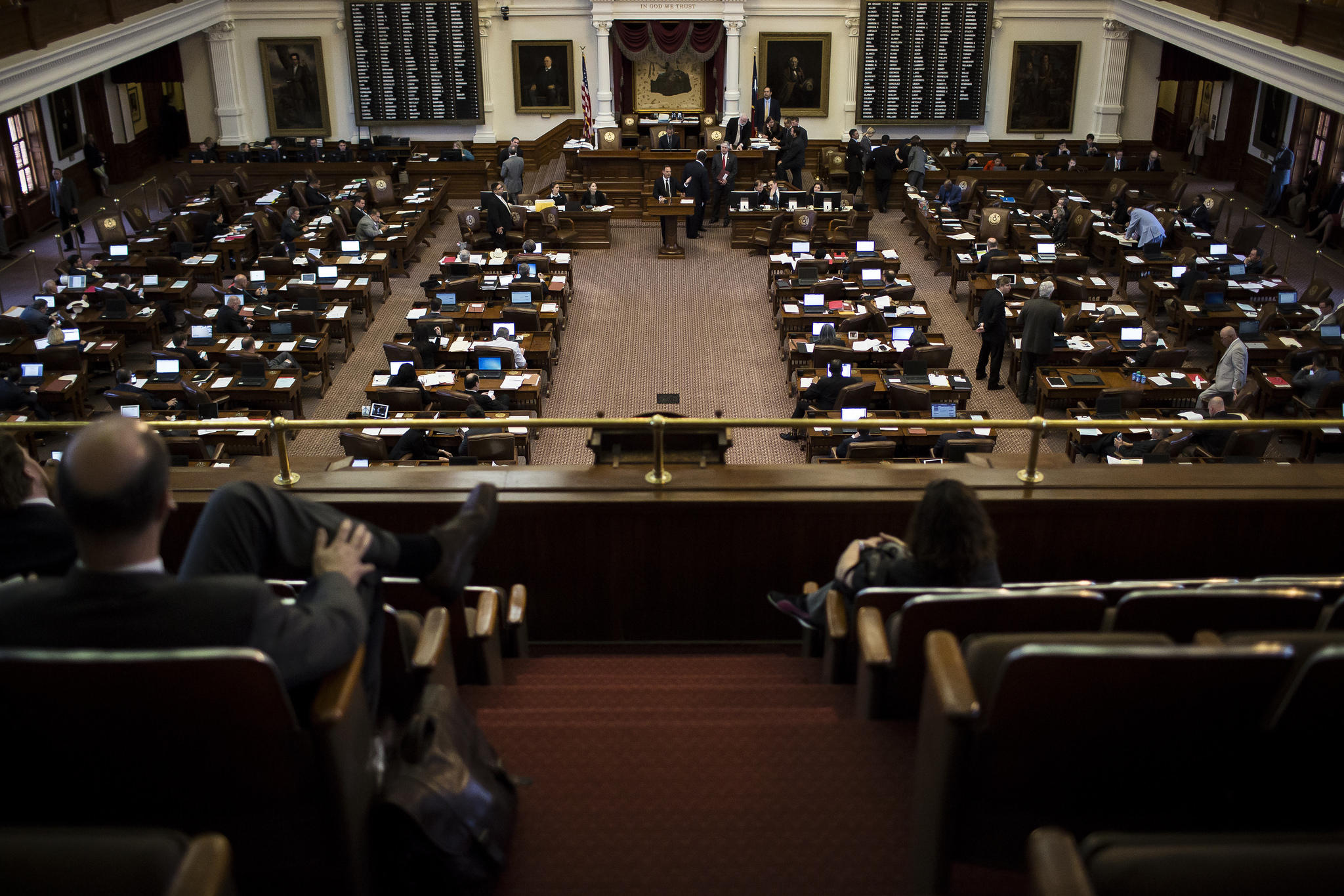 Congress texas legislature