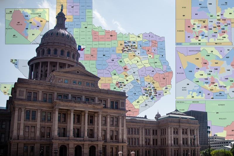 Court finds more racial gerrymandering in Texas voting maps