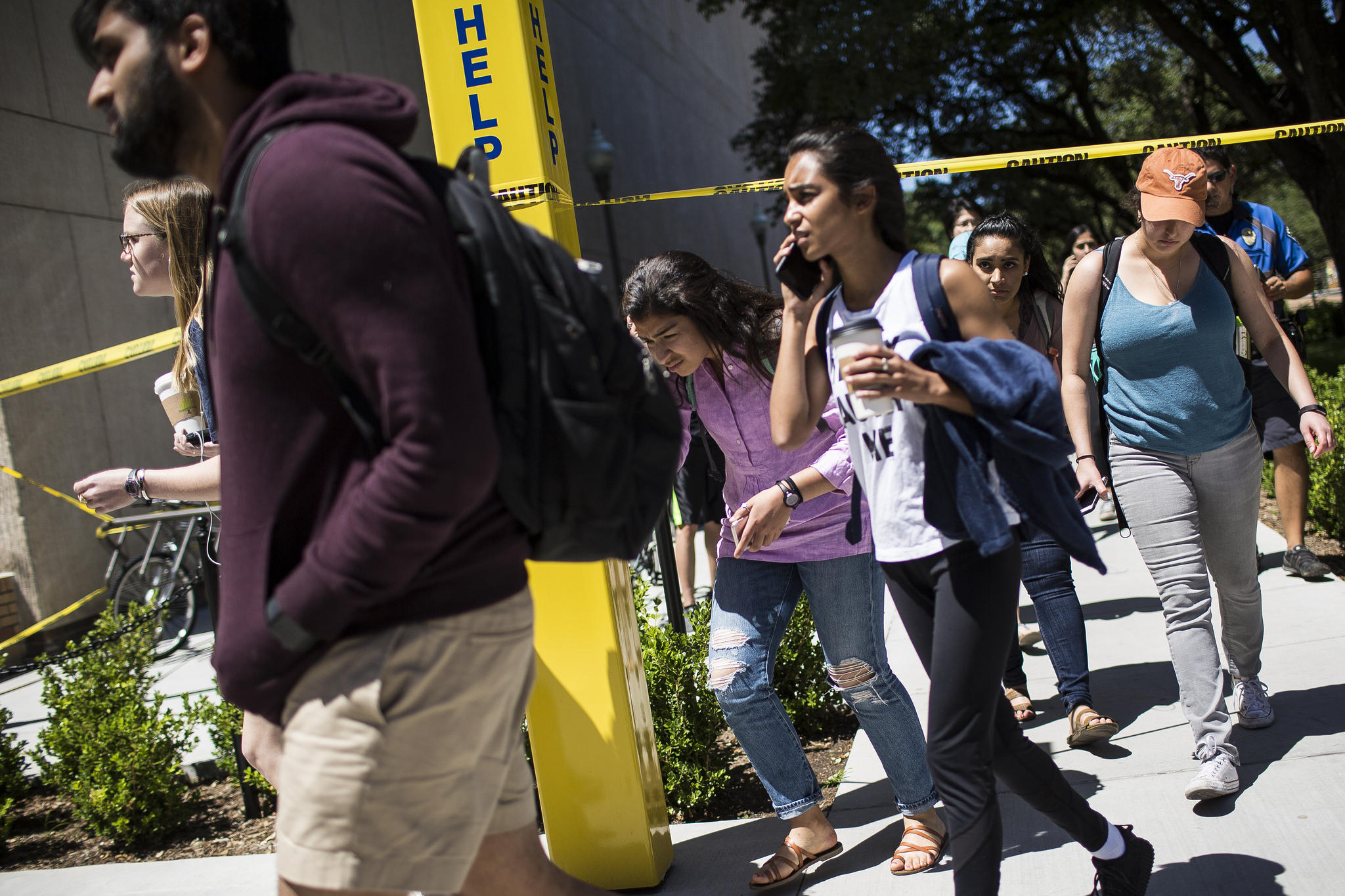 Student Calmly Stabs 4, Killing 1, At University Of Texas