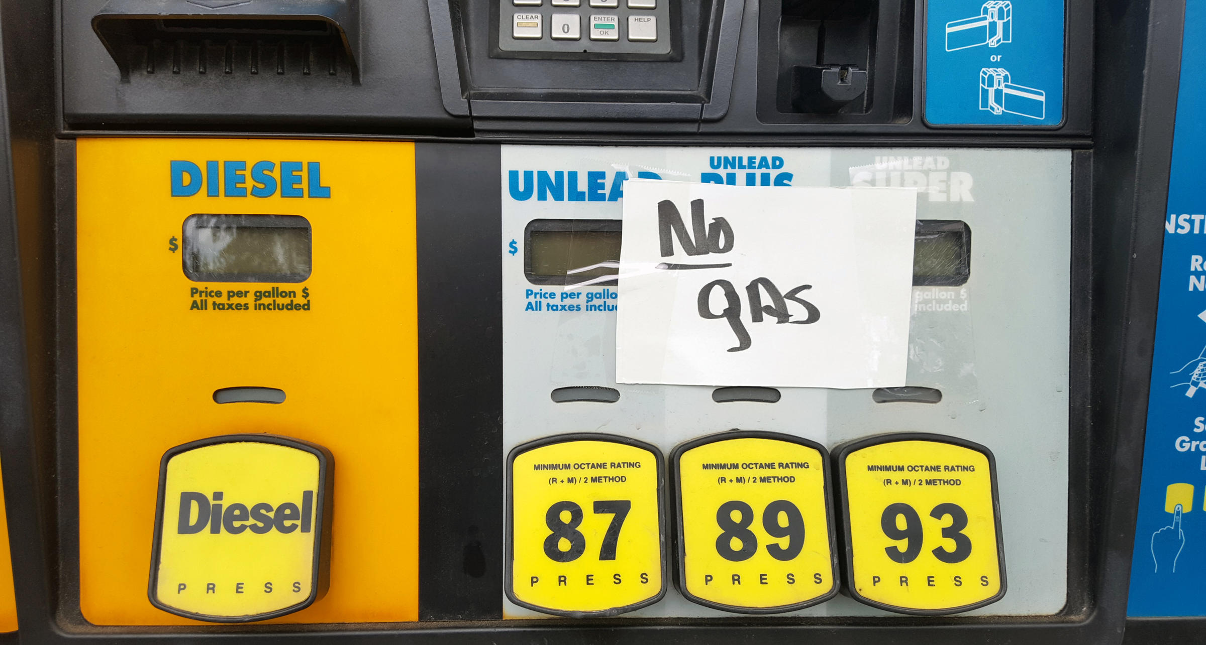 Gas Prices Soar Ahead of Labor Day Weekend