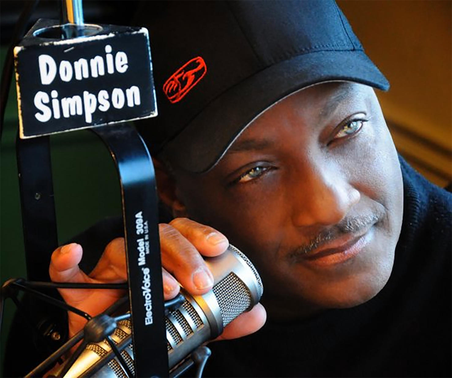 Image result for donnie simpson