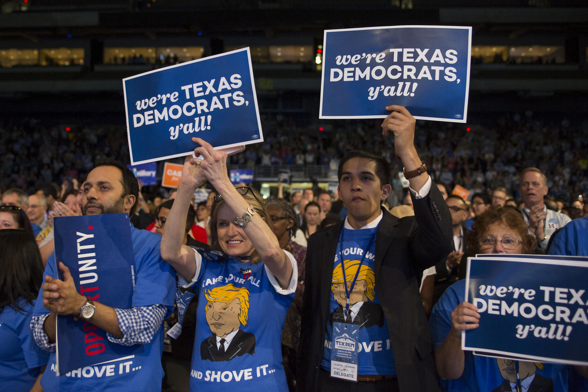 texas democrats recruiting slump could be over thanks to trump kut
