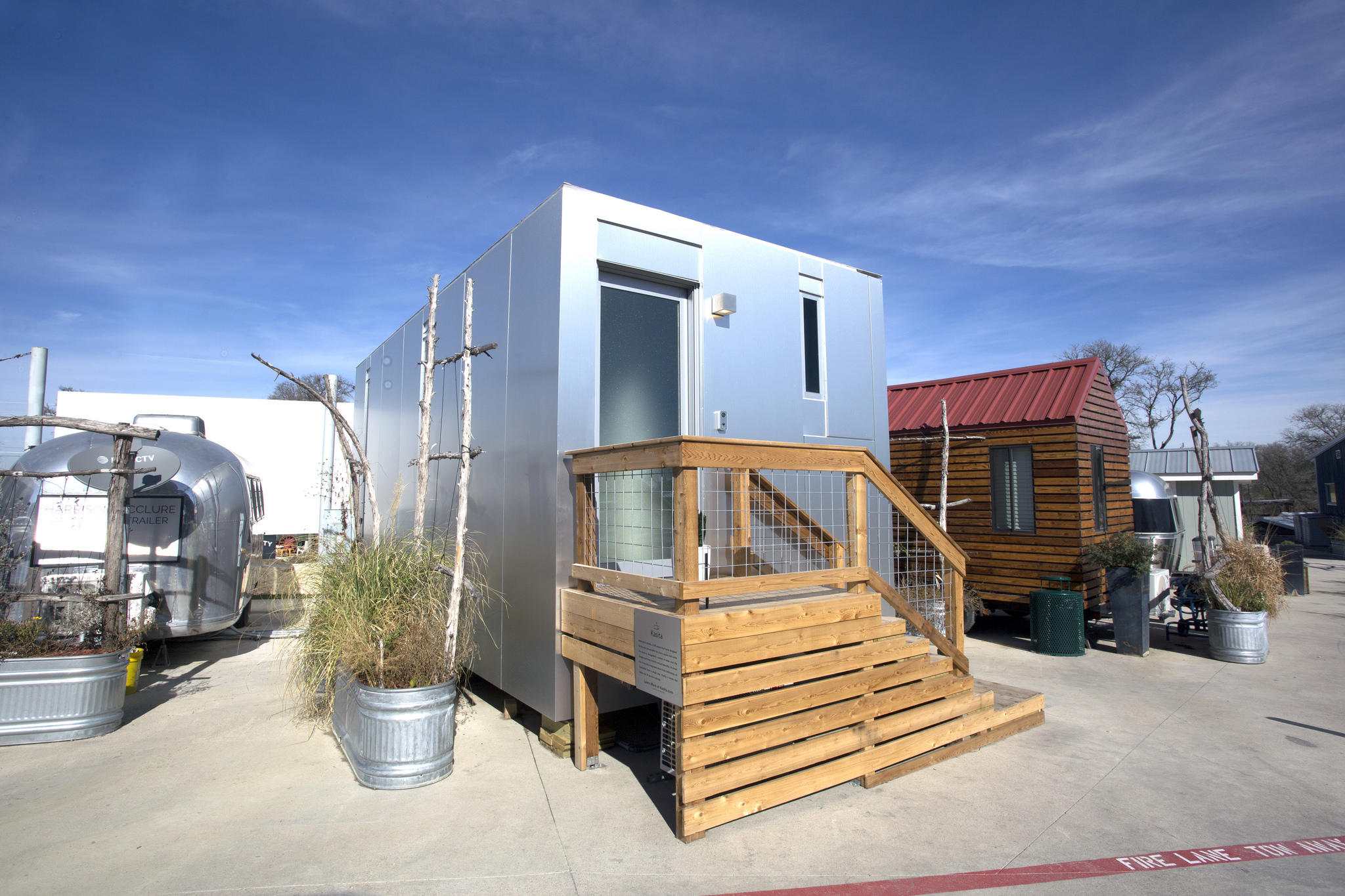 tiny house community austin. A Model Kasita Home At The Community First! Village In East Austin. Tiny House Austin