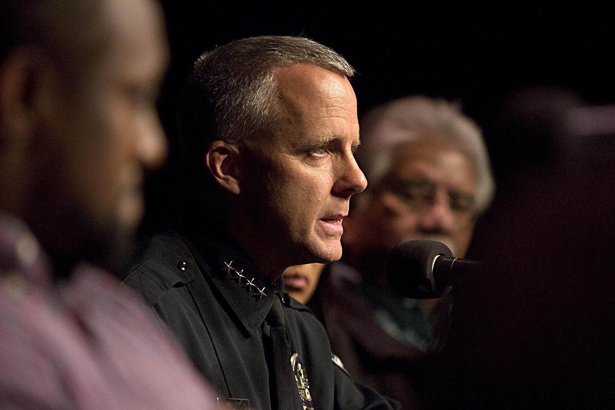 Police chief calls Austin bomber 'domestic terrorist'