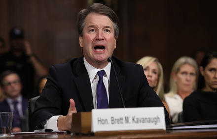 Brett Kavanaugh survives to take seat on Supreme Court