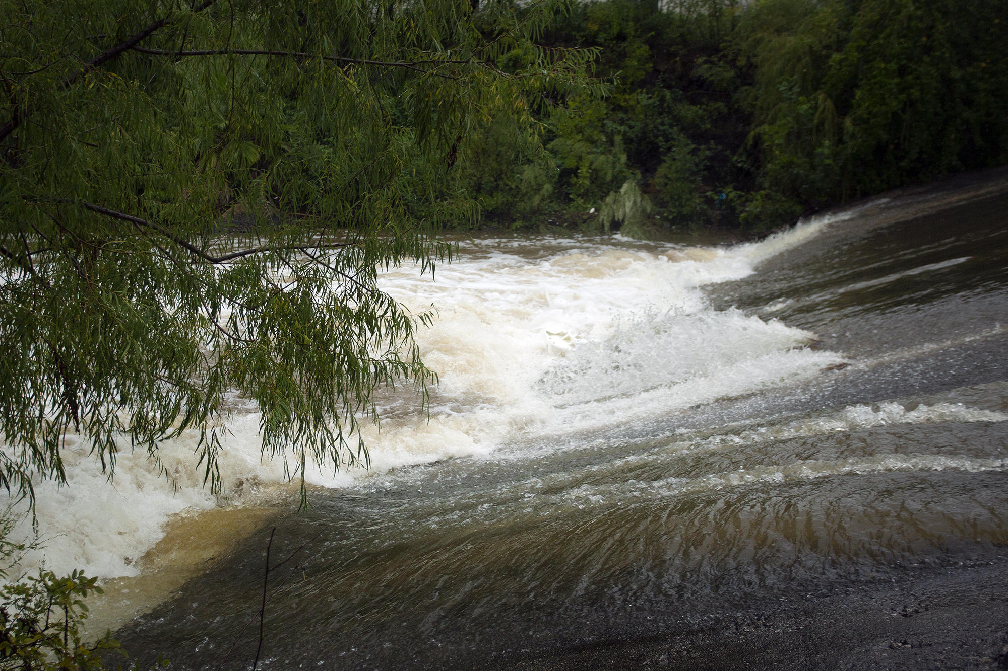 The National Weather Service said the Llano River is expected to rise again Wednesday morning