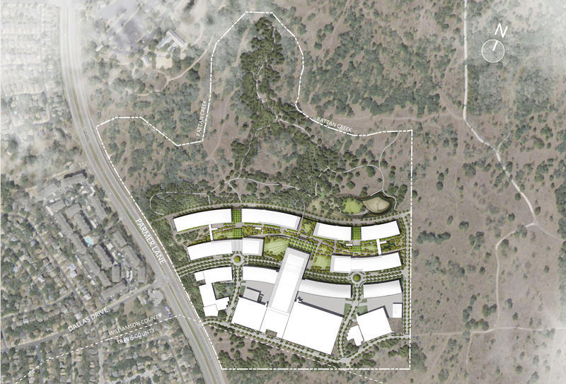 Apple Says It's Building A New $1 Billion Campus In North Austin | KUT