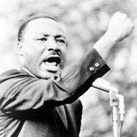 Monday is Martin Luther King, Jr Day