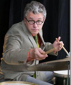 Matt Wilson, at Dazzle this Saturday and Sunday