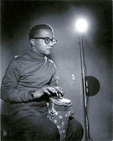 Young Billy Strayhorn