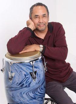 Jose Madera, special guest at the Metro State Jazz Celebration