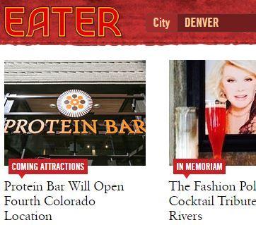 Eats & Beats: Eater.com\'s latest Heatmap   KUVO/KVJZ
