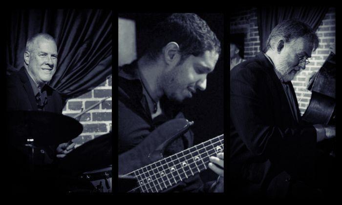 (l-r)  Mike Marlier, Bijoux Barbosa, & Eric Gunnison