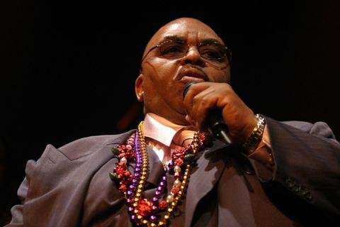 You'll hear some Solomon Burke this week on the R&B Jukebox Gospel Show.