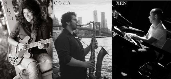 Steph Johnson (1:30 PM), Ian Levy of CCJA (4:00 PM), & AJ Salas of Xen (10:00 PM), live on KUVO July 2nd.