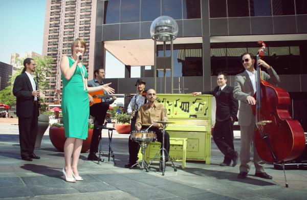 Swing Je T'aime, live on KUVO June 6th @ 5:00