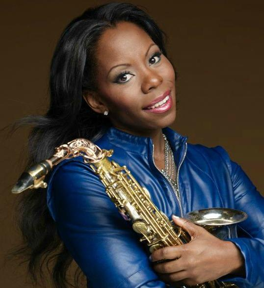 Tia Fuller, featured on Jazz Caravan June 19th at 4:30