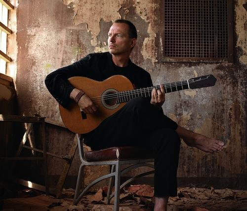 Ottmar Liebert, live on KUVO July 25th @ 11:30 AM