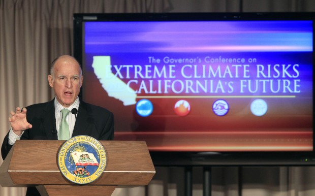 Image result for jerry brown climate change
