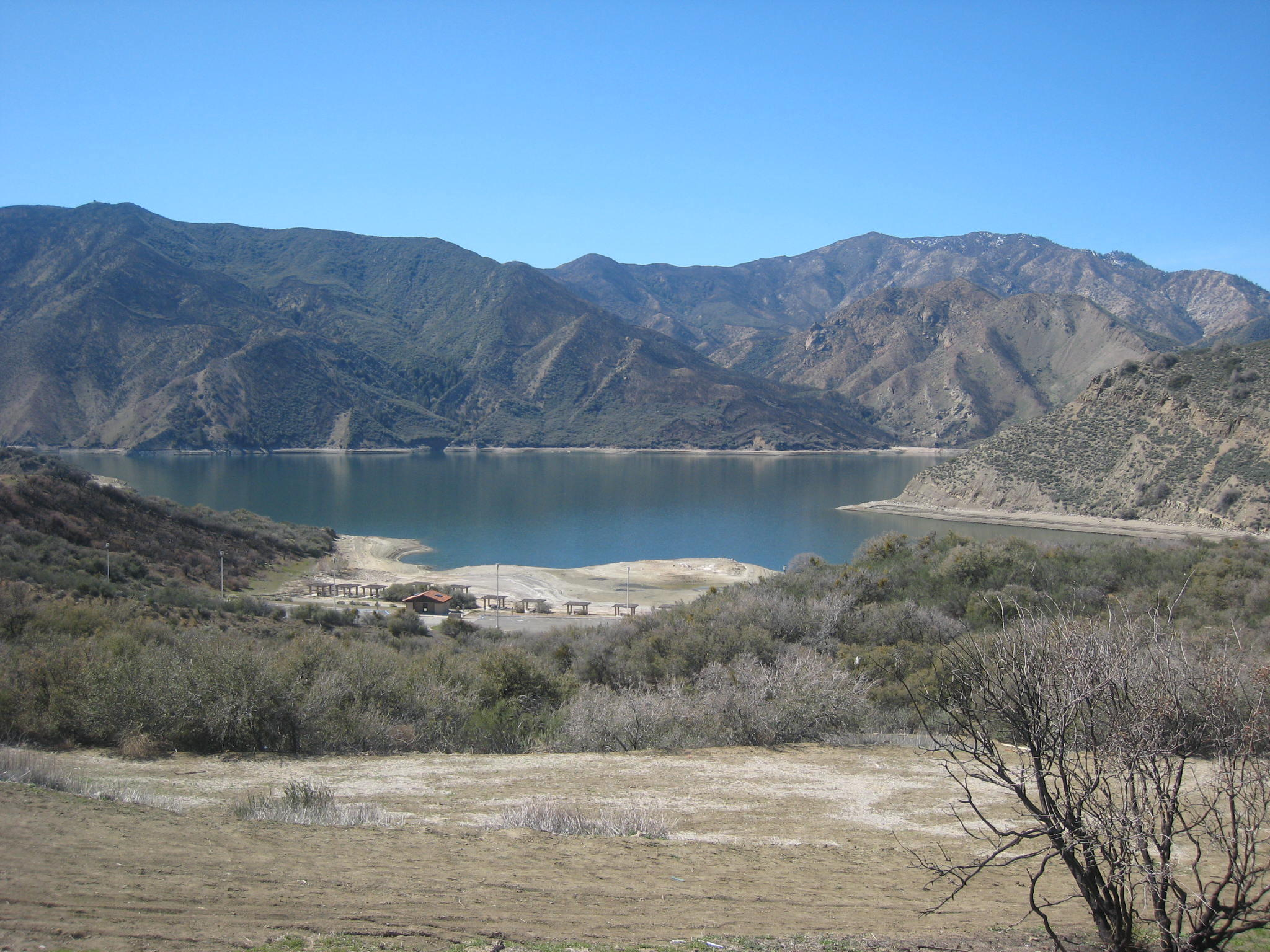 California still in drought but socal to get more water for Lake piru fishing report