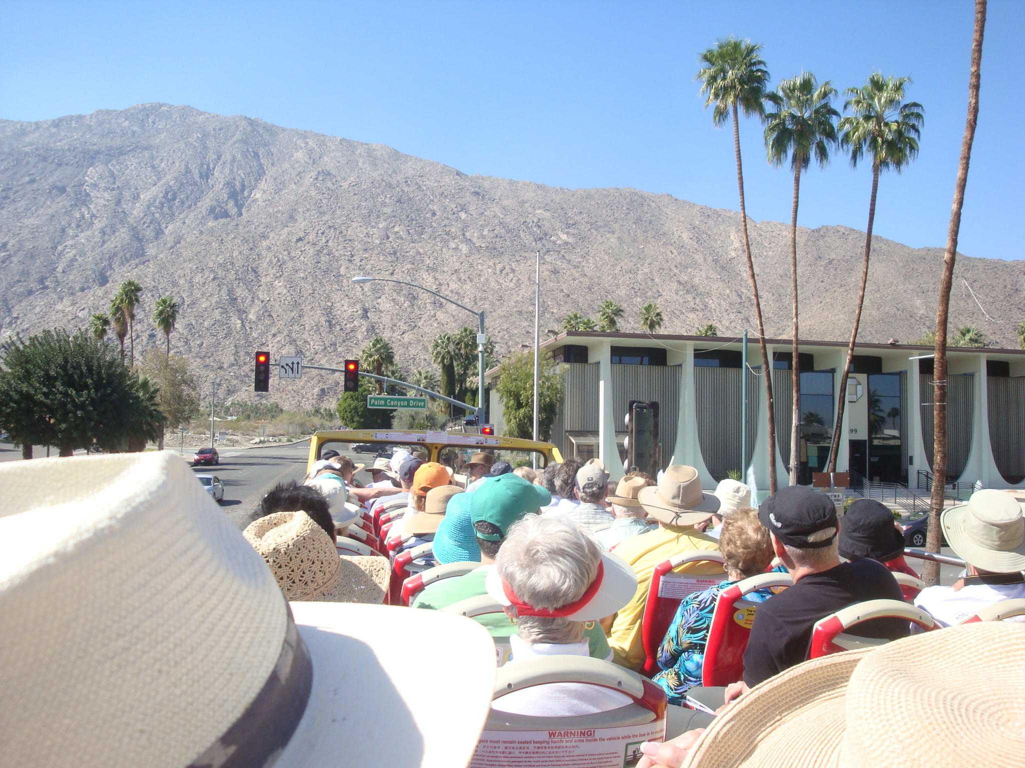 Bus Tours In Palm Springs