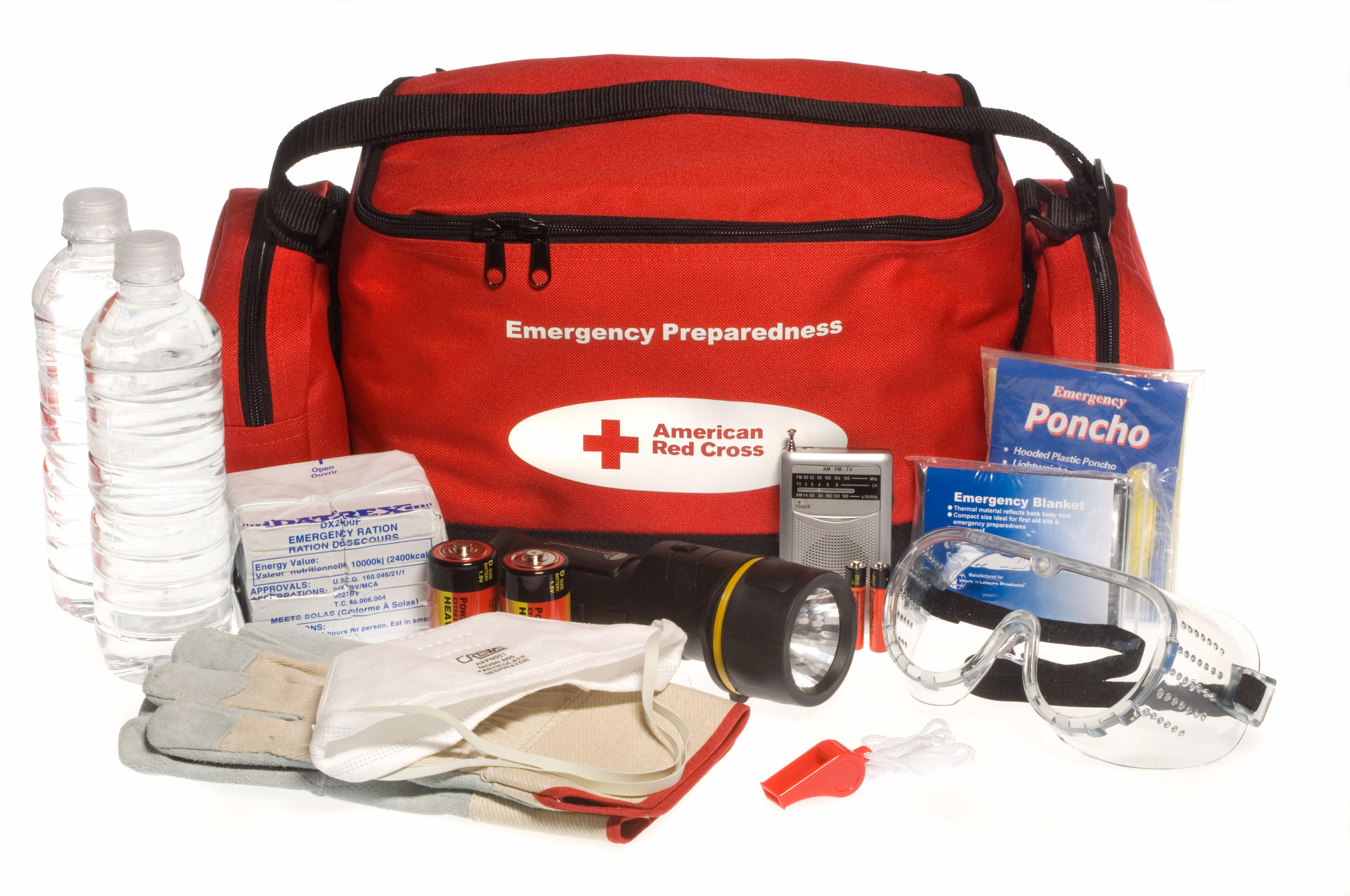 Earthquake Safety Part 3 An Emergency Kit Is Easy Way To Be More Prepared