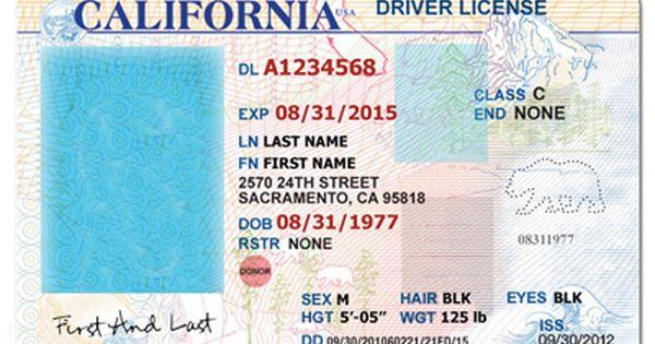 Licenses Meet Security Calif Deadline Cards To Driver 91 state Features Kvcr Races Federal Id 9 Add