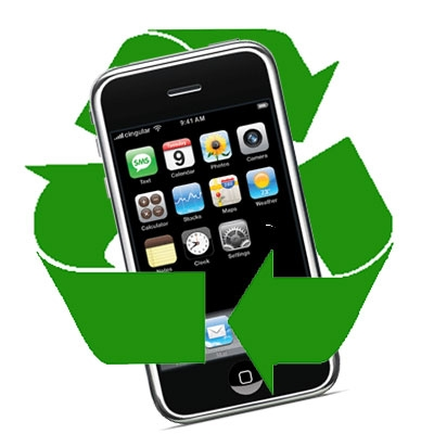 Recycle Cell Phones and More at KVNF