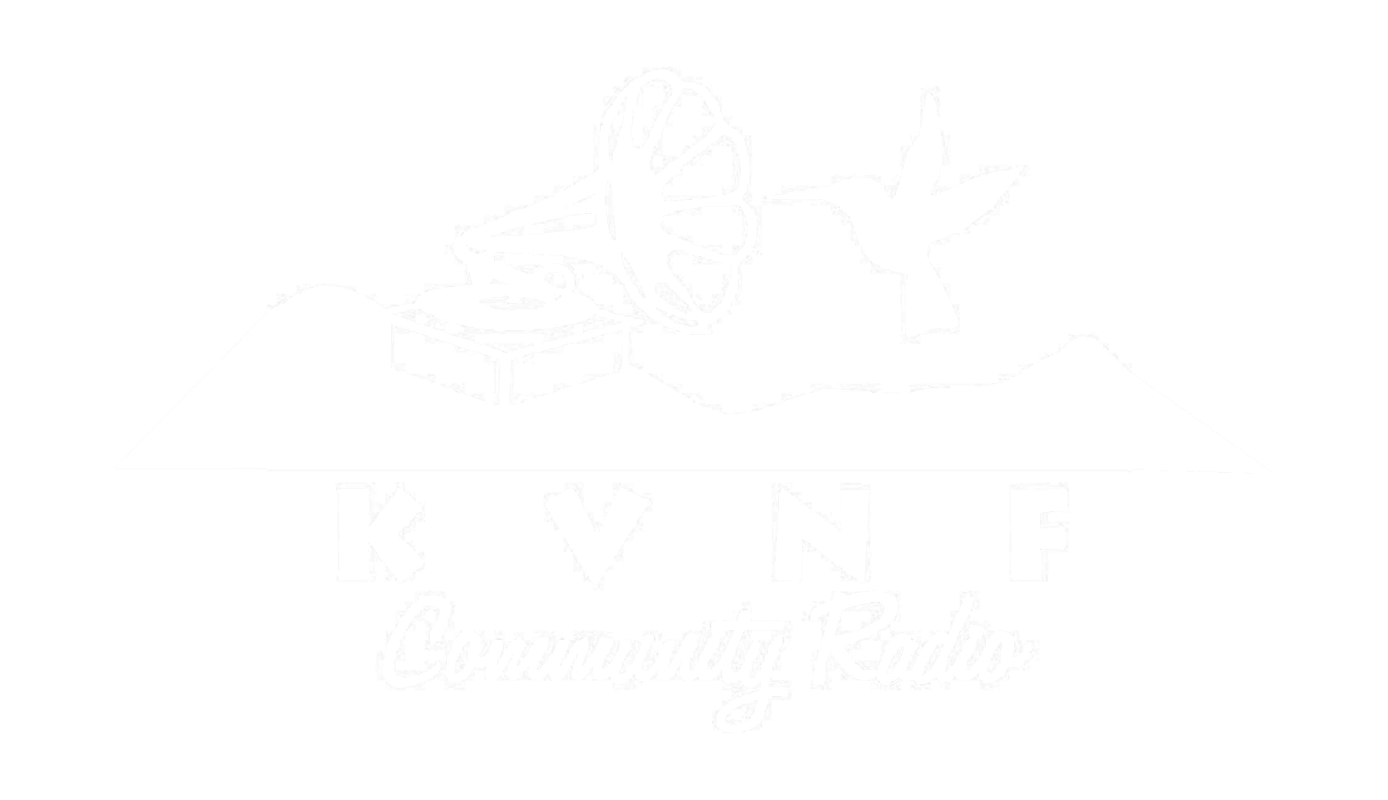 KVNF Public Radio logo