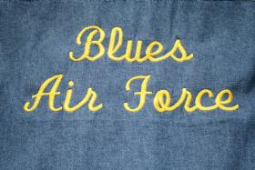 "And ""Blues Air Force"""