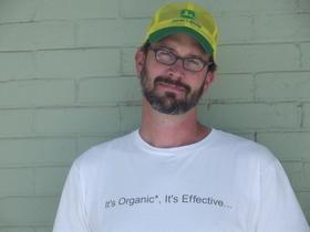Local farmer Jere Lowe