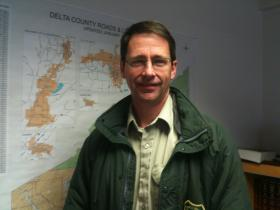 US Forest Service Supervisor for the Grand Mesa Uncompahgre Gunnison District Scott Armentrout