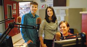 Jake Ryan, Laura Palmisano, Patricia Naft