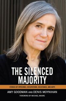 The Silenced Majority book cover
