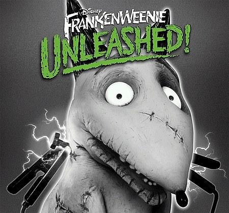 "<font color=""red""><strong>Frankenweenie Unleashed!</strong></font>