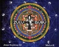 """<font color=""""red""""><strong>Jesse BoykinsIII/Zulu Guru/NinjaTune</strong></color><font color=""""black""""><br>R&B, Soul, Funk, Hip Hop all come together with a lush blend of genres and sound."""