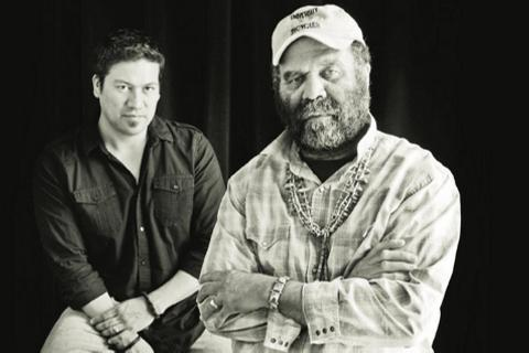 "<font color=""red""><strong>Otis Taylor/My World Is Gone/TelArc</strong></color><font color=""black""><br>The Colorado legend is joined by Mato Nanji of ""Indigenous""  as they explore the Native American scenario with powerful music and poetry."