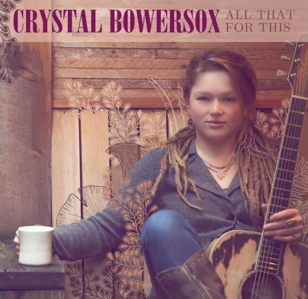 "<font color=""red""><strong<Crystal Bowersox/All That For This/Shanachie</strong></color><font color=""black""><br> You have to love her story & you will love her music!   Jakob Dylan joins her on Track 10! Produced by Steve Berlin of Los Lobos!</color>"