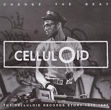 "<font color=""red""><strong>Various Artists/Change The Beat-The Celluloid Records Story 1979-1987/Strut</strong></color><font color=""black""><br>Read the liner notes, check out the 26 trax & artists & watch out!"