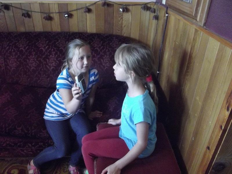 Liza Eller interviews Ruby