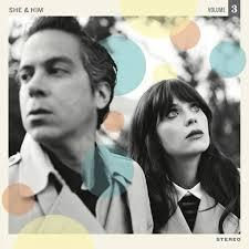 "<font color=""red""><strong>She & Hm/Volume 3/Merge,/strong></color.,font color=""black""><br>Zooey Deschanel & M .Ward make beautiful music together!"