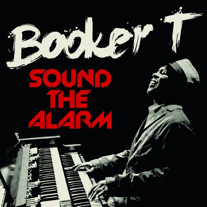 "<font color=""red""><strong>Booker T/Sound The Alarm/Stax</strong></color><font color=""black""><br>True R&B/Soul from a Master (he wrote all 12 tunes) joined by Mayer Hawthorne, Gary Clarke, Jr, Bill Wither's daughter & others! You gotta love it!</color>"