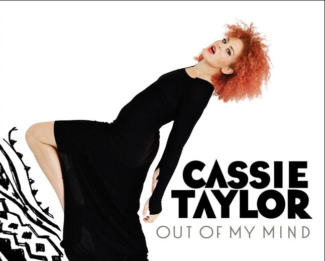 "<font color=""red""><strong>Cassie Taylor/Out Of My Mind/YellowDog</strong></color><font color=""black""><br>12 original tunes with a Bluesy, New Orleans, Rockin, Soulful feel from the  talented Singer/Songwriter, Bass  & Keyboard player!"