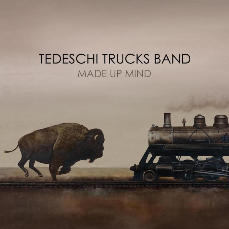 "<font color=""red""><strong>Tedeschi Trucks Band/Made Up Mind/Sony</strong></color><font color=""black""><br>She is great! He is great! Their band is great! The CD is one of the greatest! </color>"