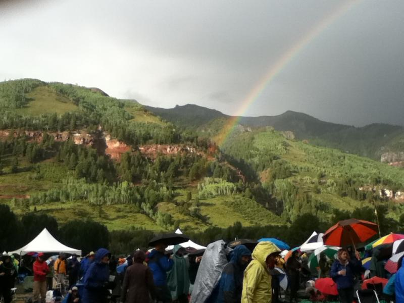 More rainbows