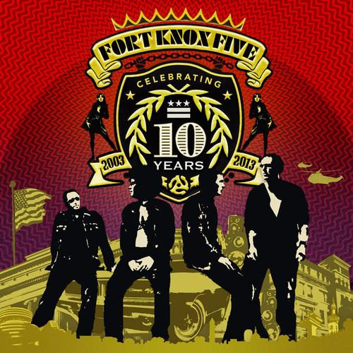 "<font color=""red""><strong>Various Artists/Celebrating 10 Years of Fort Knox Five/Fort Knox</strong></color><font color=""black""><br>Hip Hop, Electro, Dub, Reggae, Disco!?</color>"