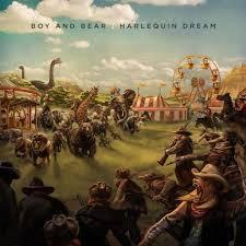 Boy & Bear/Harlequin Dream/Nettwerk: The Australian band manages to create  Pop music that is Intelligent & Groovy.
